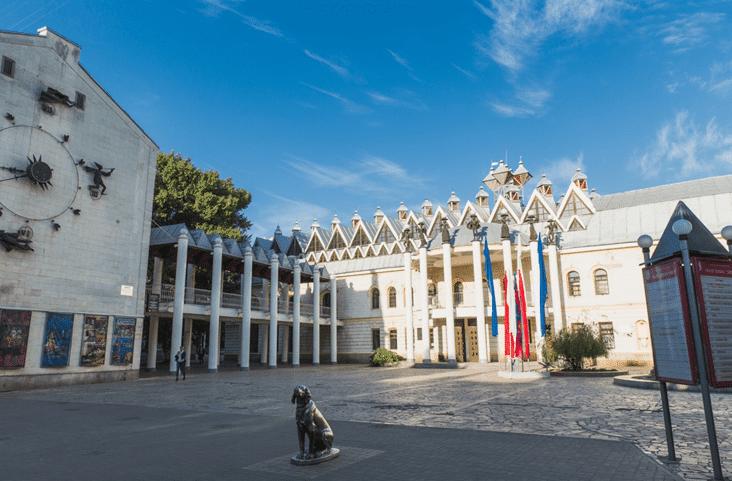 Куда сходить с ребенком в Воронеже: Кукольный театр «Шут»