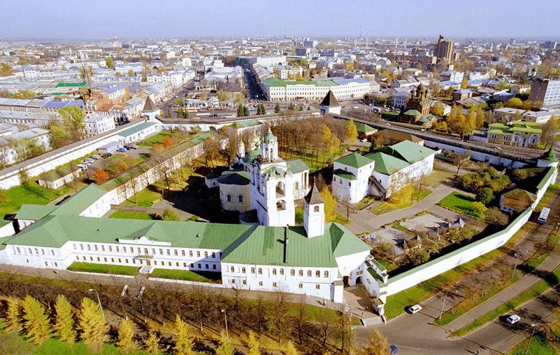 Историко-архитектурный и художественный музей-заповедник