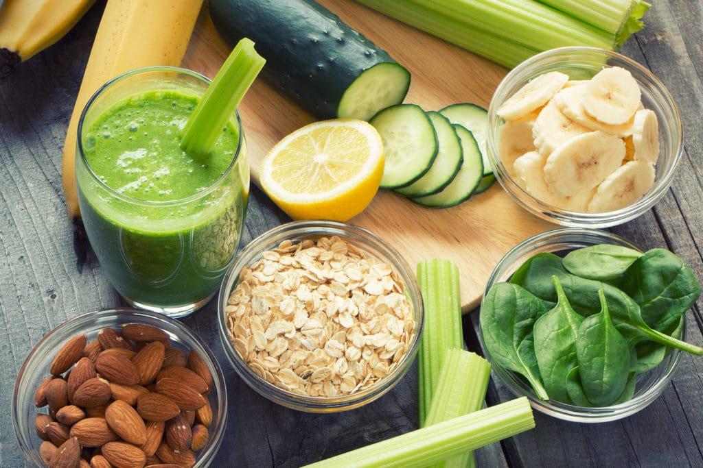 Соблюдение правильное питание
