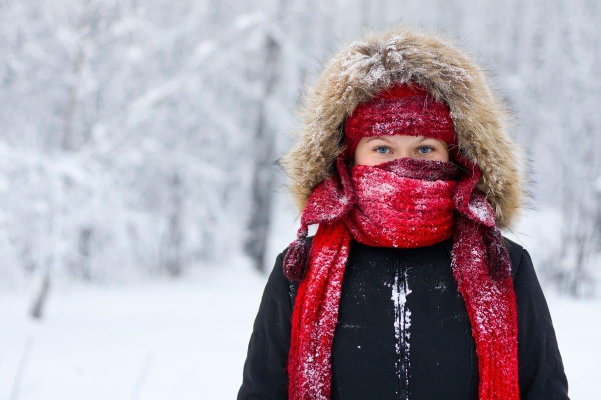 Зима: как избежать переохлаждения