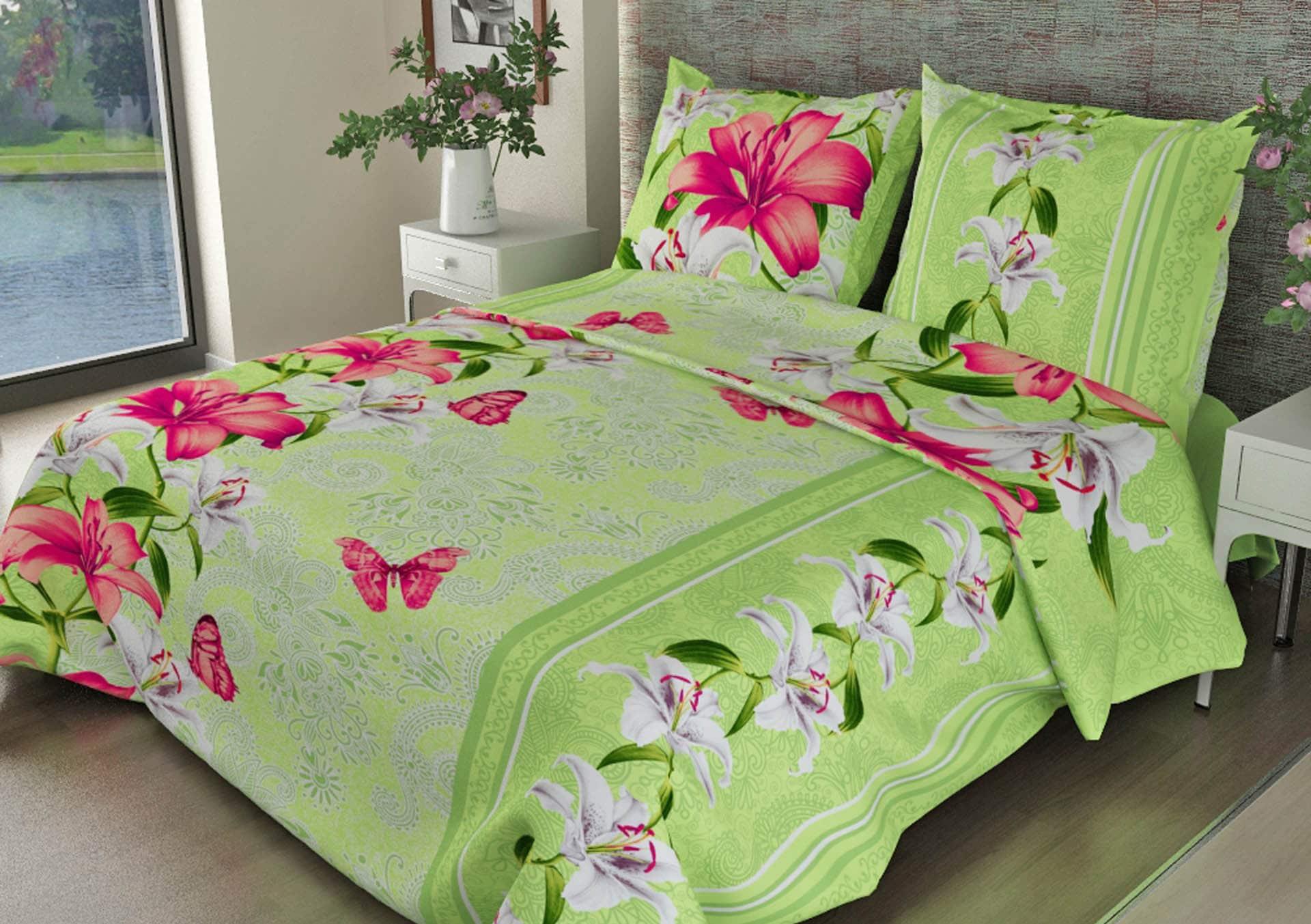 Материалы для постельного белья есть ли разница