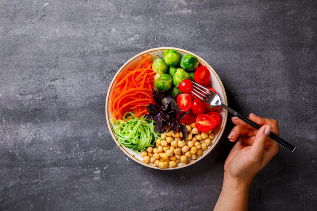 12 фактов о правильном питании