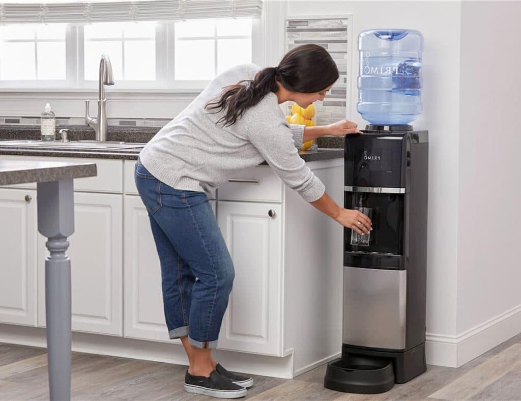 Кулер для воды: блажь или полезное приобретение