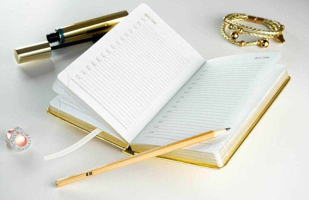 Зачем вести ежедневник, и как правильно это делать?