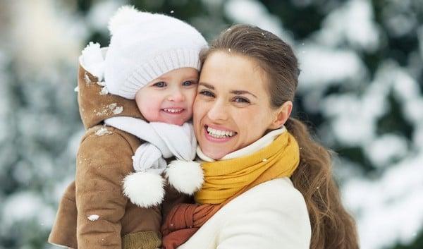Здоровый организм ребенка, благодаря хорошему иммунитету