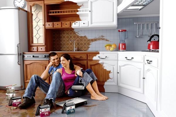 С чего начать ремонт в кухне