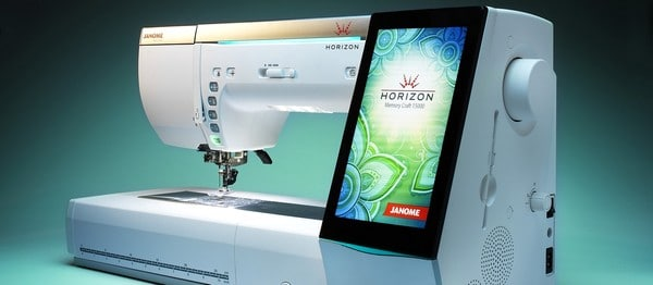 Выбор компьютеризированной швейной машинки: виды и особенности
