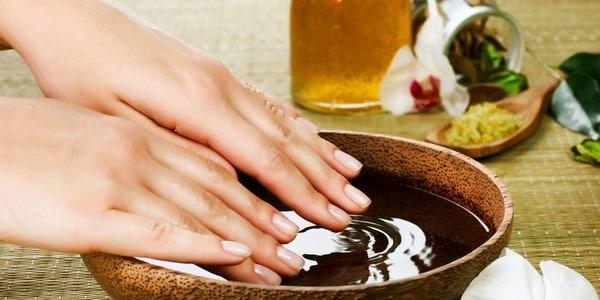 Уход за ногтями после снятия шеллака