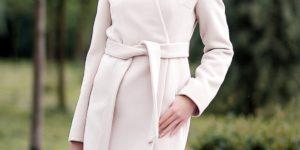 Женское кашемировое пальто 2017-2018