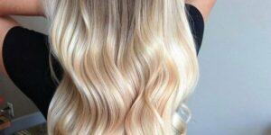 Техника окрашивания волос омбре